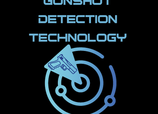 Gunshot Detection Technology concept image